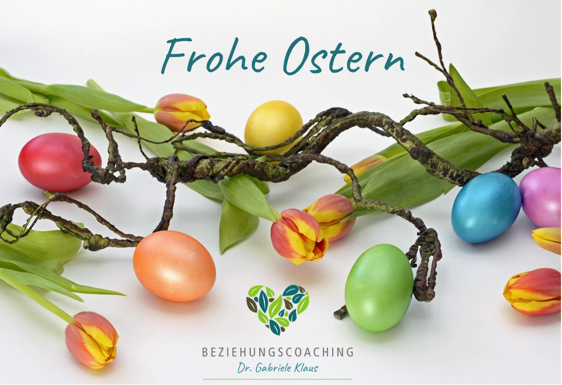 Frohe Ostern 2021